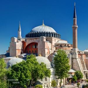 Ая София, Стамбул / Архитектурная фотосъемка