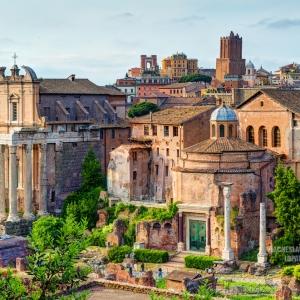 Римский форум / Архитектурная фотосъемка