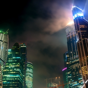 Москва-Сити / Архитектурная фотосъемка