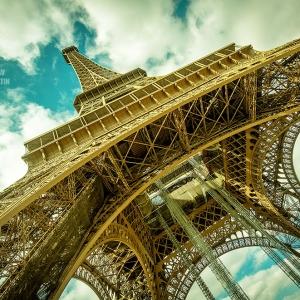 Эйфелева башня / Архитектурная фотосъемка
