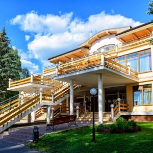 """Отель """"Яхонты"""" / Архитектурная фотосъемка"""