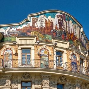 """Отель """"Националь"""" / Архитектурная фотосъемка"""