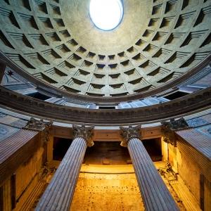 Пантеон, Рим / Архитектурная фотосъемка