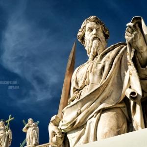 Площадь Святого Петра / Архитектурная фотосъемка
