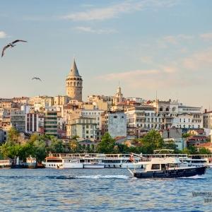 Галата, Стамбул / Архитектурная фотосъемка