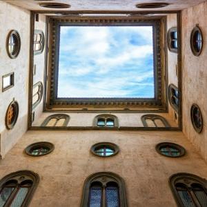 Дворец во Флоренции / Архитектурная фотосъемка