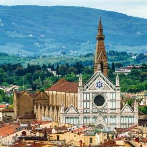 Санта Кроче, Флоренция / Архитектурная фотосъемка