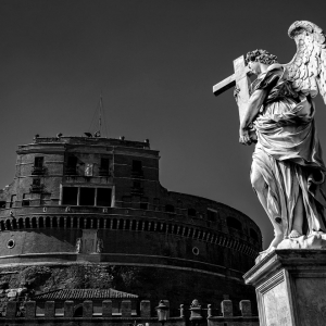 Сант Анджело, Рим / Архитектурная фотосъемка
