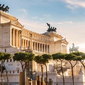 Витториано, Рим / Архитектурная фотосъемка