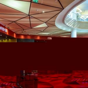Кинотеатр Vegas 22 / Интерьерная фотосъемка