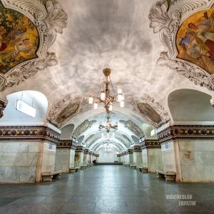 """Ст. метро """"Киевская"""" / Интерьерная фотосъемка"""