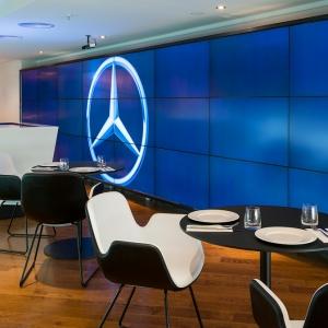 Кафе Mercedes / Интерьерная фотосъемка