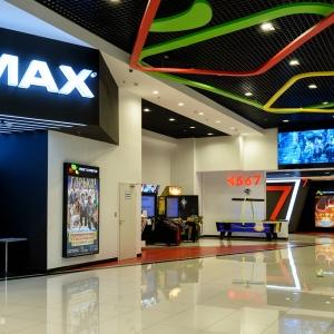 Кинотеатр Mori Cinema / Интерьерная фотосъемка