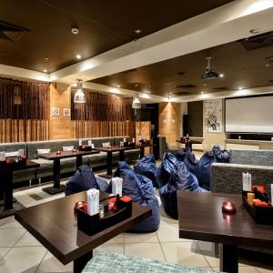 Ресторан Menza / Интерьерная фотосъемка