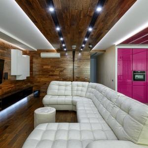 """Квартира, дизайн студии """"Н-куб""""/ Интерьерная фотосъемка"""