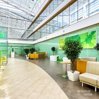 Офис Сбербанка / Интерьерная фотосъемка