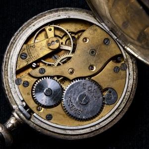 Старинные часы / Предметная фотосъемка
