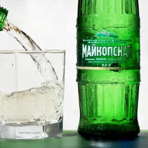 Минеральная вода / Рекламная фотосъемка