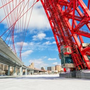 Живописный мост / Промышленная фотосъемка