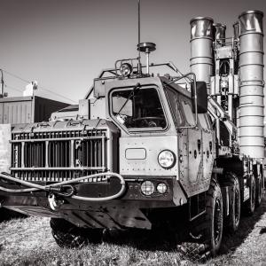 """С-400 """"Триумф"""" / Промышленная фотосъемка"""
