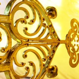 Реконструкция колокольни / Промышленная фотосъемка