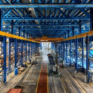 Завод / Промышленная фотосъемка