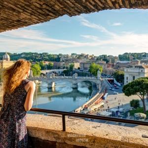 Римский пейзаж / Тревел-фотография