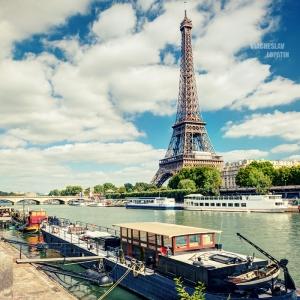 Париж / Тревел-фотография