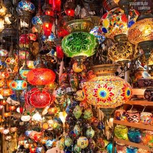 Гранд-базар, Стамбул / Тревел-фотография