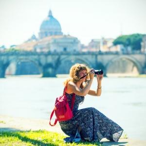 Рим / Тревел-фотография