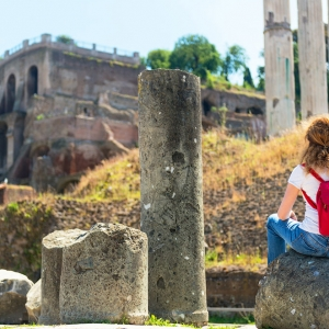 Римский форум / Тревел-фотография