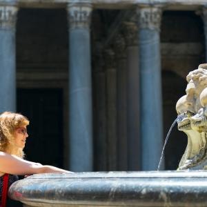 Пантеон, Рим / Тревел-фотография