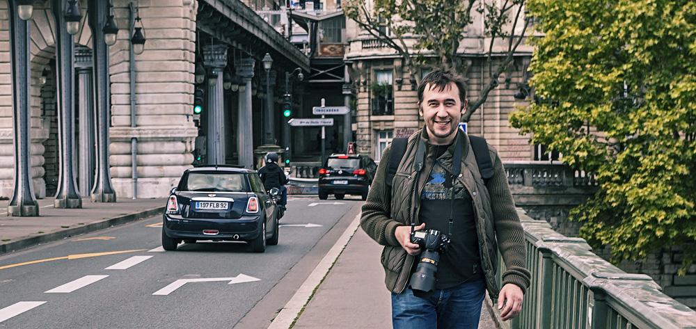Фотограф Вячеслав Лопатин