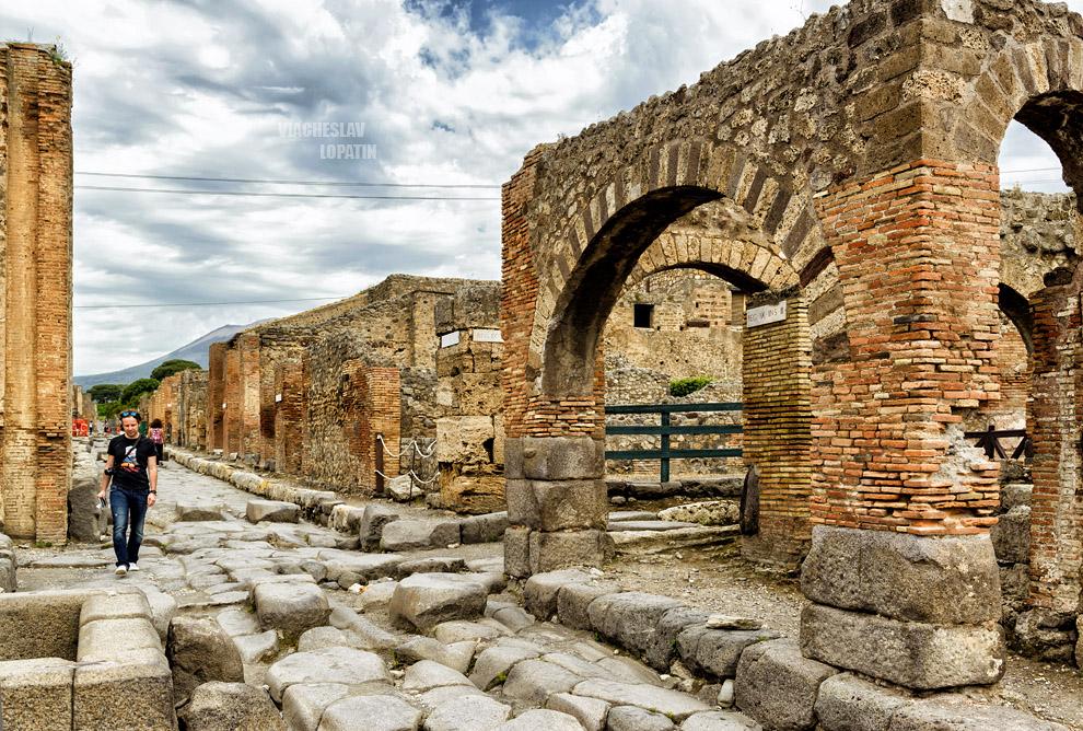 Эротика в Помпеях