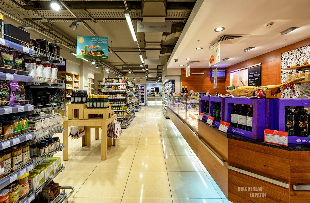 Фотосъемка магазина