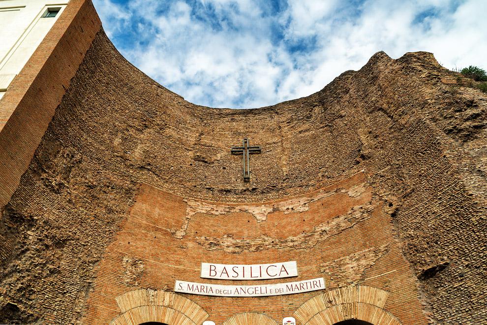 Церковь в Риме