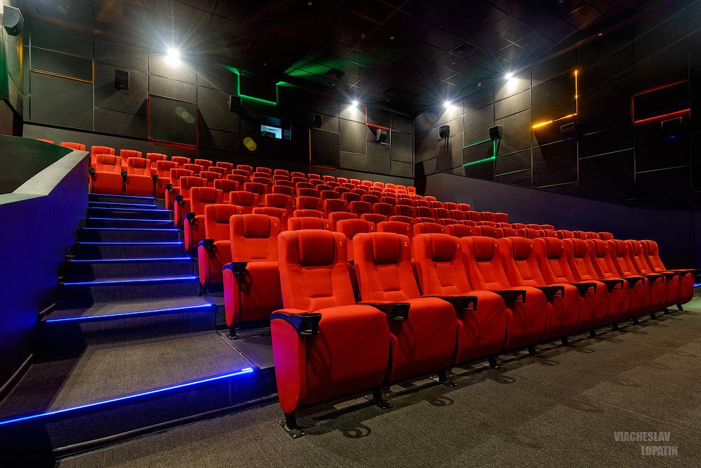 Фотосъемка кинотеатра