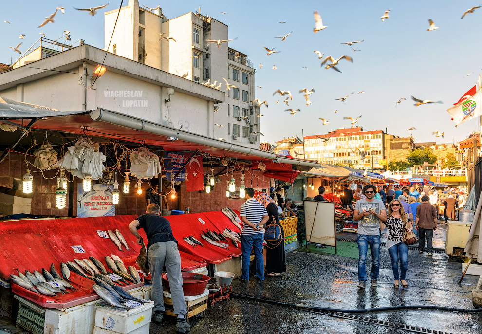 Стамбул, район Галата