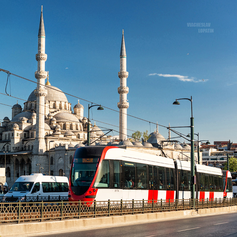 Тревел-фото: Стамбул