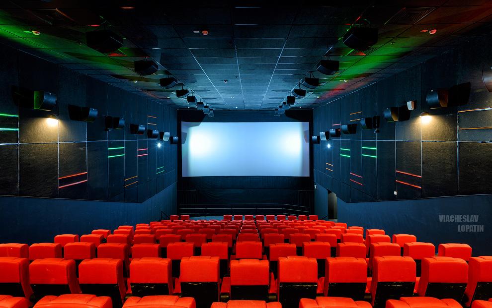 Фотосъемка кинозала