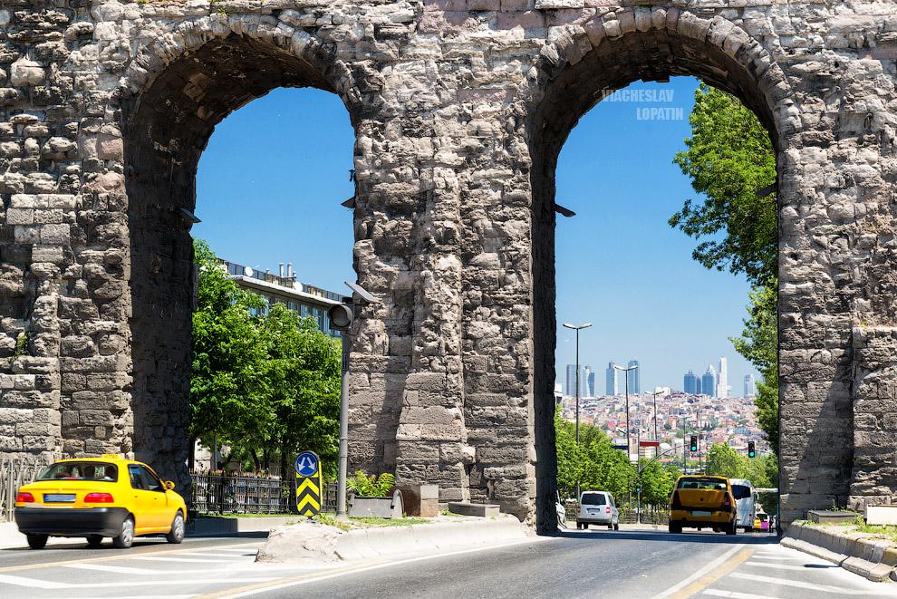 Стамбул, памятники древности