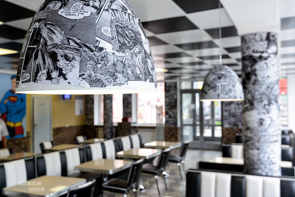 Фотосъемка ресторана