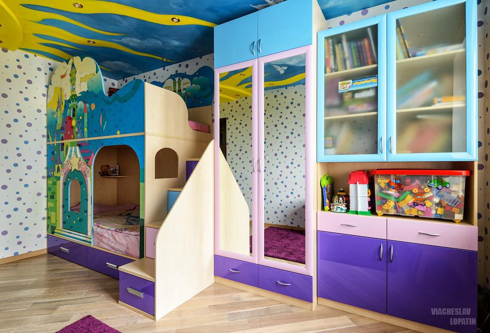 Фотосъемка детской мебели