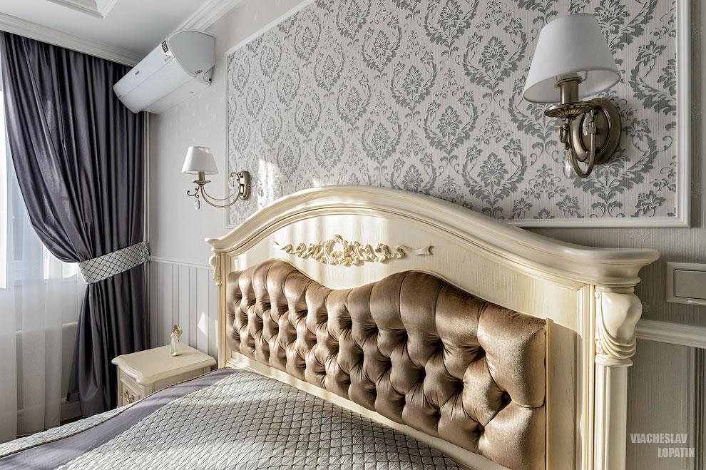 Фотосъемка интерьера квартиры: спальня