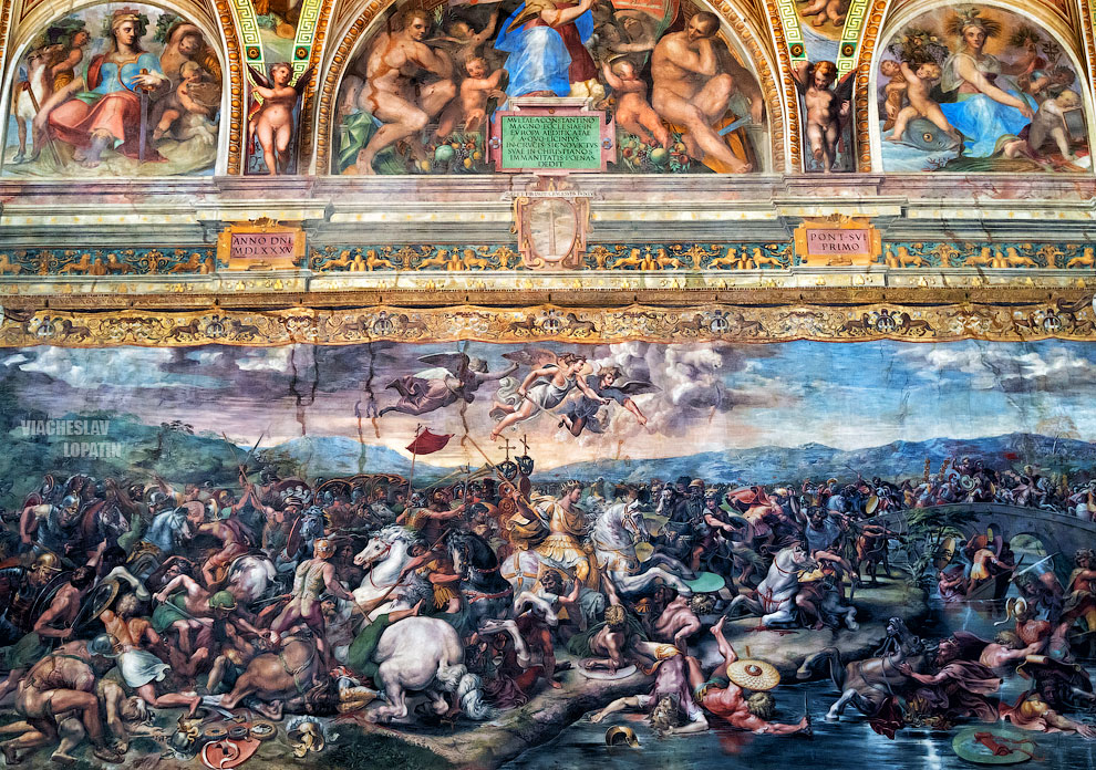 Станцы Рафаэля в Ватикане