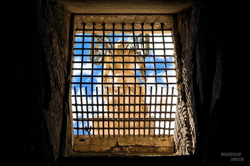 Тюрьма в замке Святого Ангела