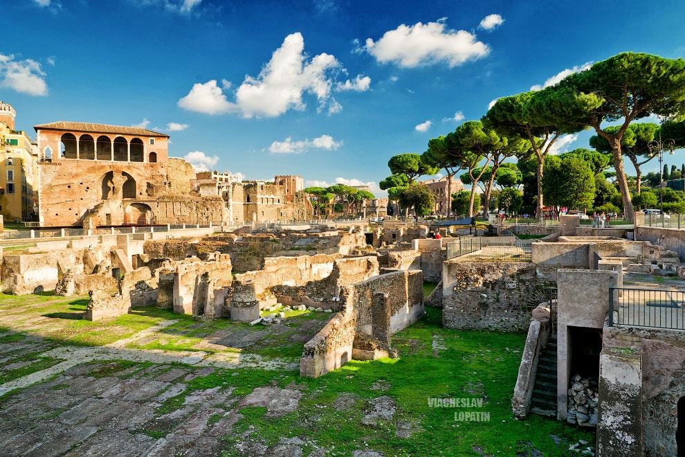 Римский форум: форум Траяна
