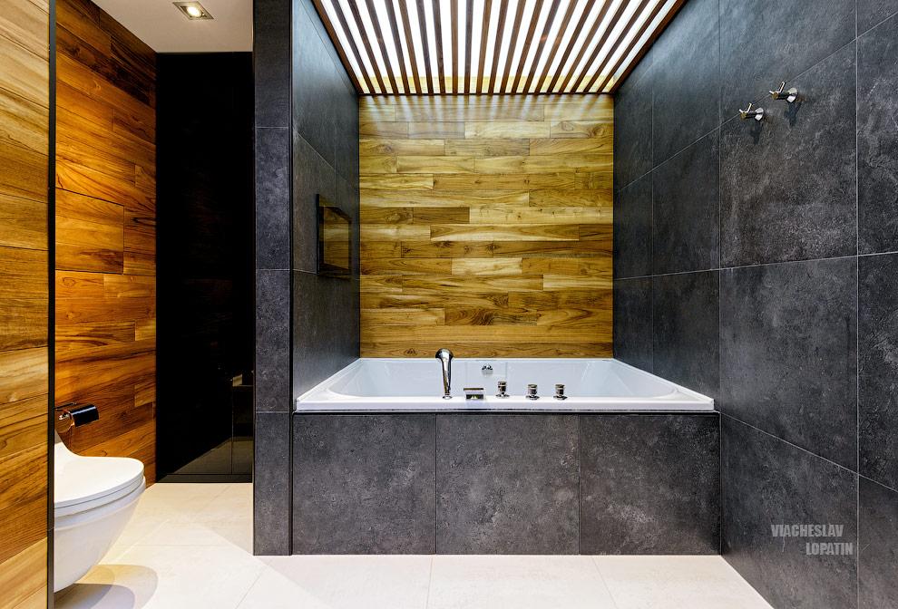 Интерьерная съемка квартиры: ванная