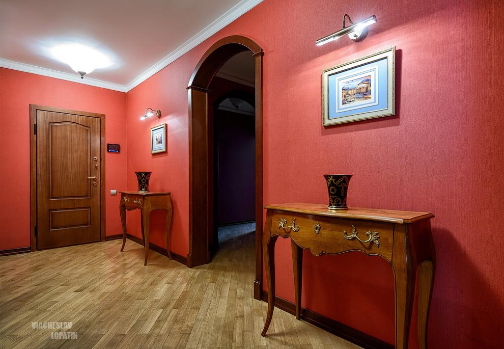 Интерьер квартиры: прихожая