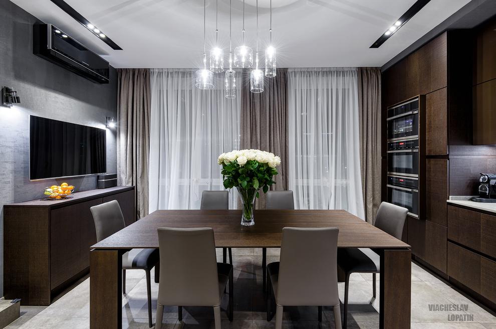Интерьер квартиры: кухня